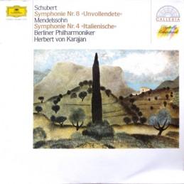 Schubert, Mendelssohn,...