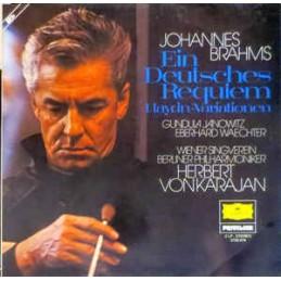 Johannes Brahms, Gundula...