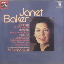 Janet Baker, London...