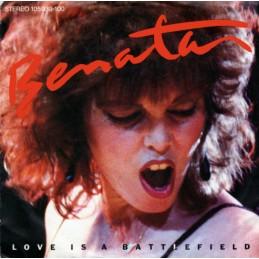 Benatar – Love Is A...