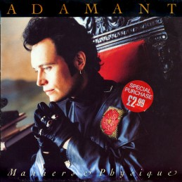 Adam Ant – Manners & Physique