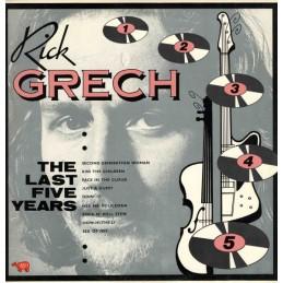 Rick Grech – The Last Five...
