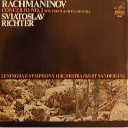 Rachmaninov / Sviatoslav...
