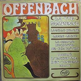 Offenbach — Dupré,...