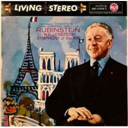 Rubinstein - Saint-Saëns -...