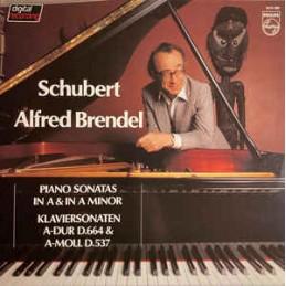 Alfred Brendel, Franz...