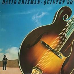 David Grisman – Quintet '80