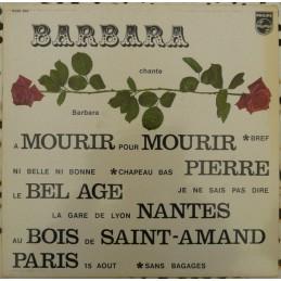 Barbara – Barbara Chante...