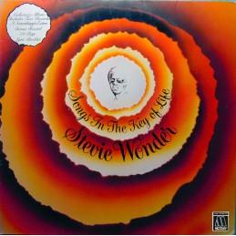 Stevie Wonder - Songs In...
