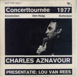 Charles Aznavour...