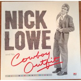 Nick Lowe And His Cowboy...