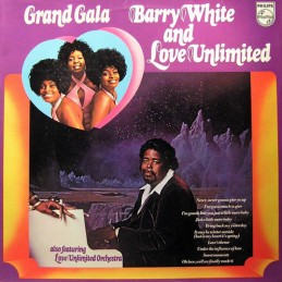 Barry White And Love...
