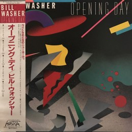 Bill Washer – Opening Day
