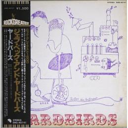 The Yardbirds – Yardbirds