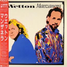 Wetton / Manzanera –...