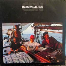 Crosby, Stills & Nash – CSN