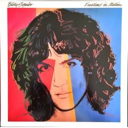 Billy Squier – Emotions In...