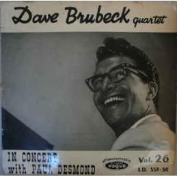 The Dave Brubeck Quartet...