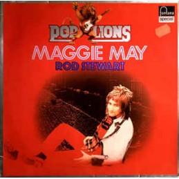Rod Stewart – Maggie May