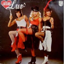 Luv' – Lots Of Luv'