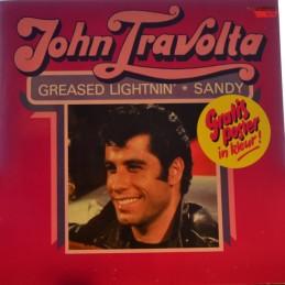 John Travolta – Greased...