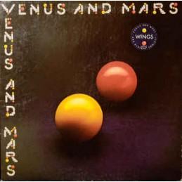 Wings – Venus And Mars