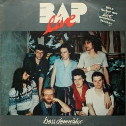 BAP – Live - Bess Demnähx