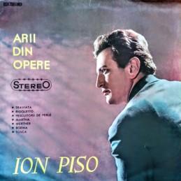 Ion Piso – Arii Din Opere