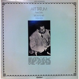 Art Tatum – Piano Solo -...