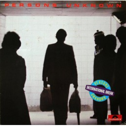 Persons Unknown –...