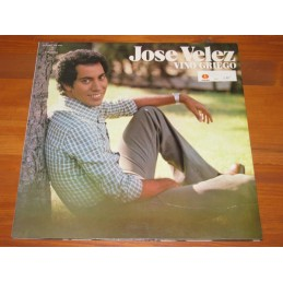 José Vélez – Vino Griego