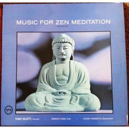 Tony Scott – Music For Zen...