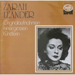 Zarah Leander –...
