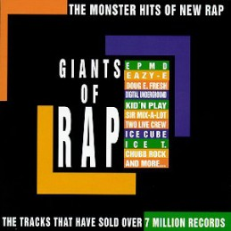 Various – Giants Of Rap