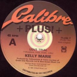 Kelly Marie – Love Trial
