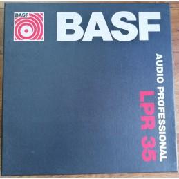 Banda de magnetofon BASF-LPR35