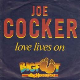 Joe Cocker – Love Lives On