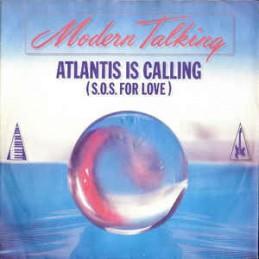 Modern Talking – Atlantis...