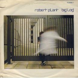 Robert Plant – Big Log