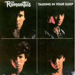 The Romantics – Talking In...