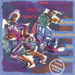 Afrika Bambaataa And Family...