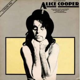 Alice Cooper – Four Tracks...