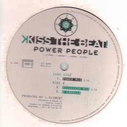 Kiss The Beat – Power People