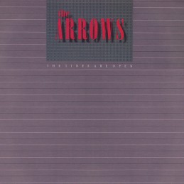 The Arrows – The Lines Are...