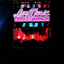 Patrick Gammon – Live Music
