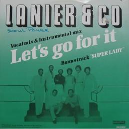 Lanier & Co – Let's Go For It