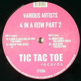 Various – 4 In A Row Part 2