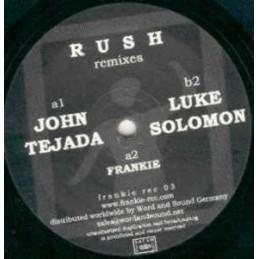 Frankie – Rush (Remixes)