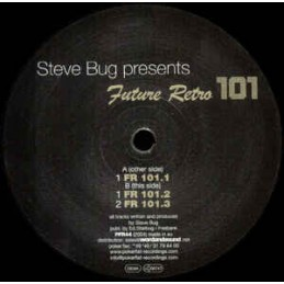 Steve Bug – Future Retro 101