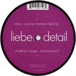 Matthias Meyer / Ndru –...